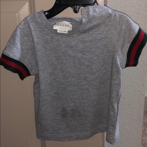 aa0b4d05dc190 Gucci Other - Gucci Baby Boy Cotton T Shirt
